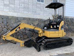 ミニバックホー CAT 302CCR